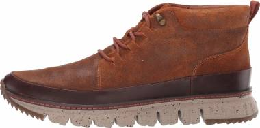 Cole Haan ZEROGRAND Rugged Chukka - Brown
