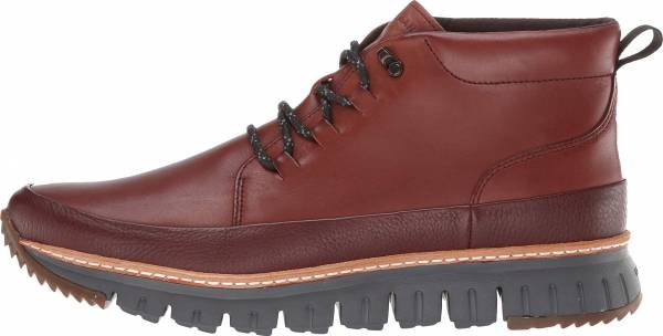Cole Haan ZEROGRAND Rugged Chukka Brown