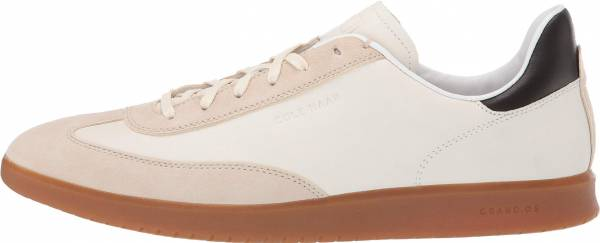 Cole Haan GrandPro Turf Sneaker Elfenbein (Ivory Tumbled/Pumice Stone Suede Ivory Tumbled/Pu)