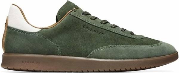 Cole Haan GrandPro Turf Sneaker - Dark Green (C29970)