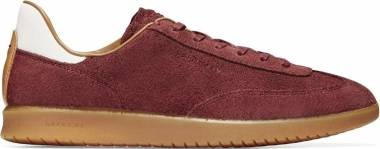 Cole Haan GrandPro Turf Sneaker - Dark Red