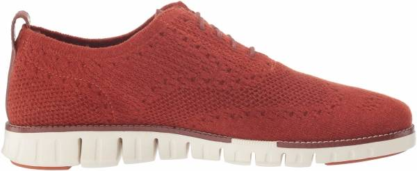 Cole Haan Zerogrand Oxford with Stitchlite Wool - Brown (C30332)
