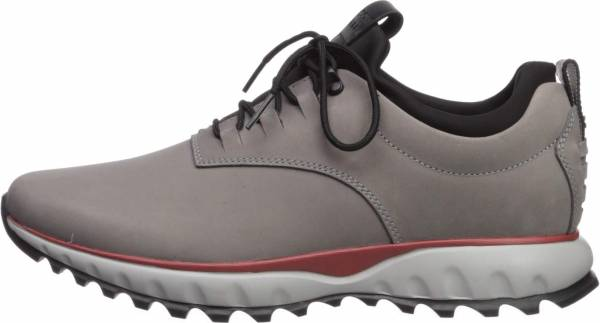 Cole Haan ZEROGRAND All-Terrain Waterproof Sneaker - Ironstone/Ivory
