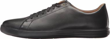 Cole Haan Grand Crosscourt Sneaker - Black Black Leather Black Black Leather Black (C26655)
