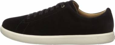 Cole Haan Grand Crosscourt Sneaker - Black Suede