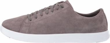Cole Haan Grand Crosscourt Sneaker - Stormcloud Suede
