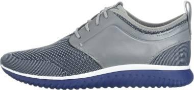 Cole Haan GrandMotion Knit Sneaker - Gray