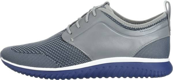 Cole Haan GrandMotion Knit Sneaker - Gray