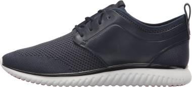 Cole Haan GrandMotion Knit Sneaker - Black