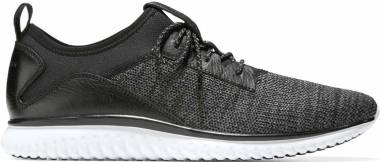 Cole Haan GrandMotion Knit Sneaker - Black (C30654)