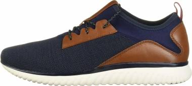 Cole Haan GrandMotion Knit Sneaker - Blue (C30653)