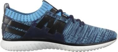 Cole Haan GrandMotion Knit Sneaker - Marine Blue Knit (C27738)