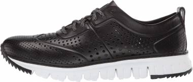 Cole Haan ZEROGRAND Perforated Sneaker - Black