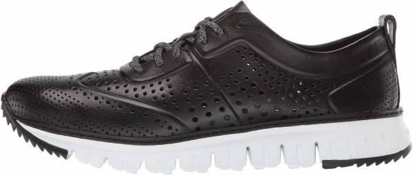 Cole Haan ZEROGRAND Perforated Sneaker - Black