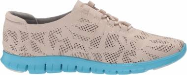 Cole Haan ZEROGRAND Perforated Sneaker - Brown (W16602)
