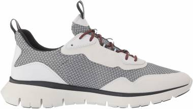 Cole Haan ZEROGRAND Trainer - Silver Lining/Ombre Blue/Ironstone/Princess Blue/Optic White (C30178)