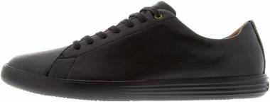 Cole Haan Grand Crosscourt II - Black Leather/Blk (C26655)