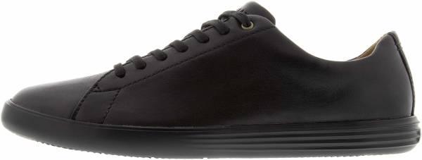 Cole Haan Grand Crosscourt II - Black Leather/Blk (C26655)