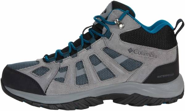 Columbia Redmond Mid Waterproof - Grijs (1940581053)