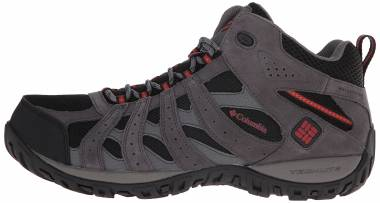 Columbia Redmond Mid Waterproof - Black, Gypsy (1553591010)