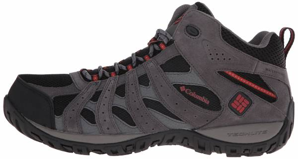 Columbia Redmond Mid Waterproof - Black Gypsy (1553591010)
