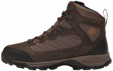Columbia Cascade Pass Waterproof Brown Men