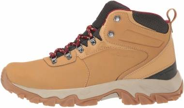 Columbia Newton Ridge Plus II Waterproof - Curry/Red Jasper (1594731373)