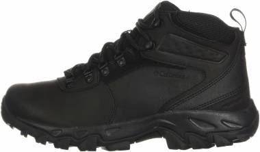 Columbia Newton Ridge Plus II Waterproof - Black/Black