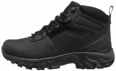 Columbia Newton Ridge Plus II Waterproof - Black Black (1594732011)