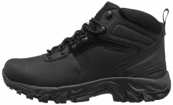 Columbia Newton Ridge Plus II Waterproof - Black