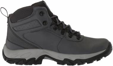 Columbia Newton Ridge Plus II Waterproof - Graphite/Royal (1594731053)
