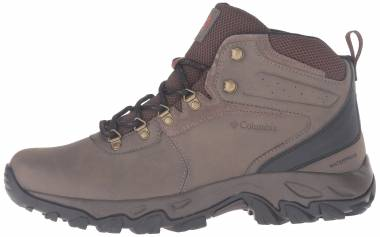 Columbia Newton Ridge Plus II Waterproof Mud, Sanguine Men