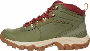 Columbia Newton Ridge Plus II Waterproof - Green (1594732371)
