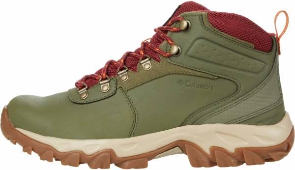 Columbia Newton Ridge Plus II Waterproof - Green (1594732371)