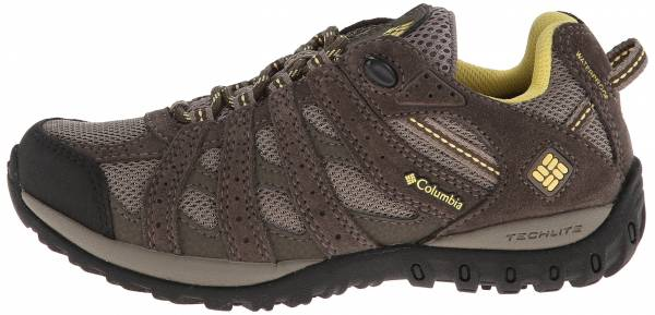 Columbia Redmond Low Waterproof - Brown Pebble Sunlit 227 (BL3947227)