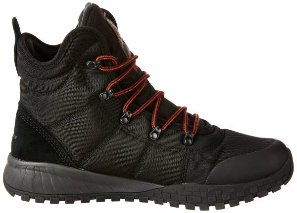 Columbia Fairbanks Omni-Heat BLACK