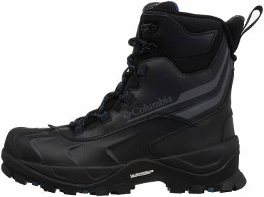 Columbia Bugaboot Plus IV Omni-Heat Black (Black, Phoenix 010) Men