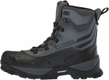 Columbia Bugaboot Plus IV Omni-Heat - Gris Graphite Black (1791201053)