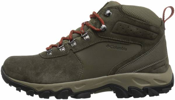 Columbia Newton Ridge Plus II Suede Waterproof -