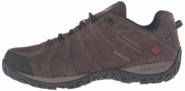 Columbia Redmond Leather Omni-Tech - Brown (1691121231)