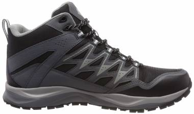 Columbia Wayfinder Mid Outdry - Grey Black White (1827031011)