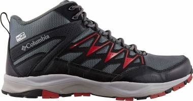 Columbia Wayfinder Mid Outdry - Graphite/Red Velvet (182703054)