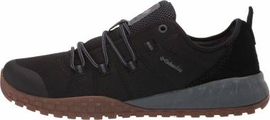 Columbia Fairbanks Low - Black Black Graphite 010 (1826371010)