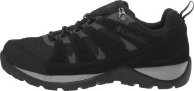 Columbia Redmond V2 Waterproof - Black Black Dark Gre