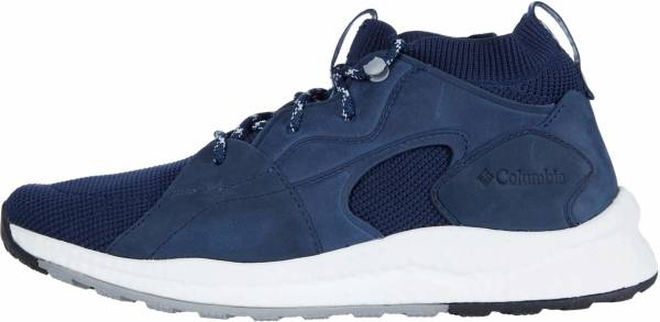Columbia SH/FT Outdry Mid - Collegiate Navy