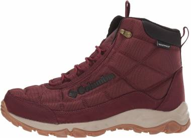 Columbia Firecamp Boot - Madder Brown, Red Jasper