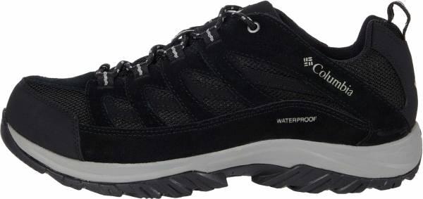 Columbia Crestwood Waterproof - Black (1765392013)