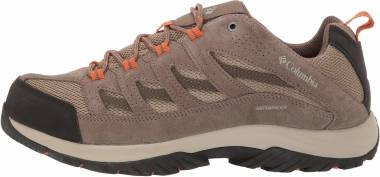 Columbia Crestwood Waterproof - Pebble/Desert Sun (1765392227)