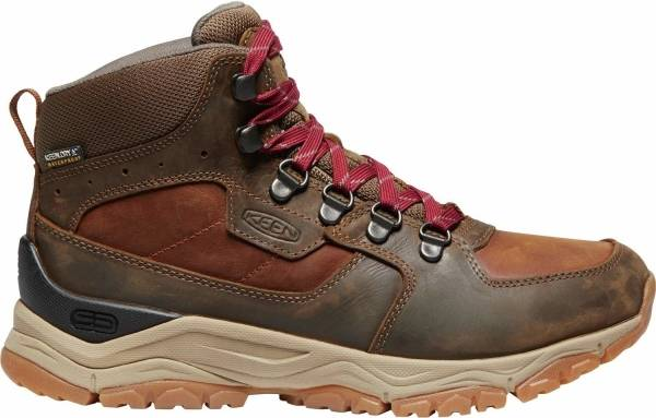 Keen Innate Leather Mid WP - Brown