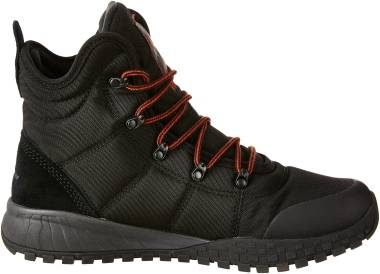 Columbia Fairbanks Omni-Heat Boot - Black/Rusty (1746011010)
